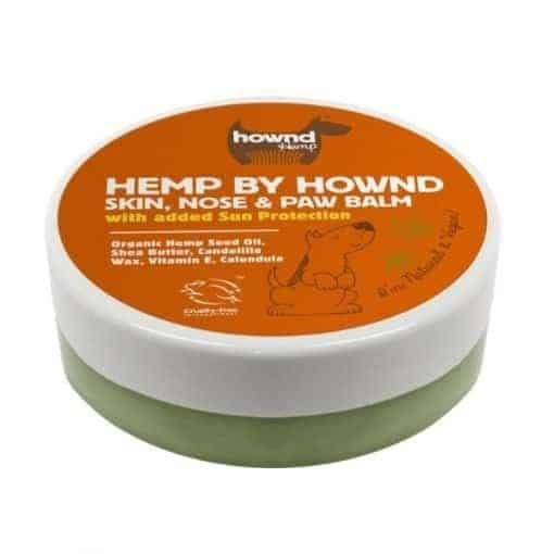 Hemp by Hownd Skin Nose and Paw Balm