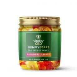 Vitality CBD Gummy Bears