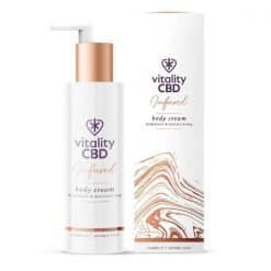 Vitality Infused CBD Body Cream