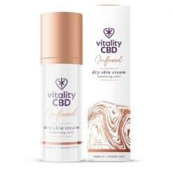 Vitality Infused CBD Dry Skin Cream
