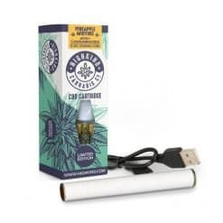 Highkind CBD Vape Pen Kit Limited Edition Pineapple Muffins