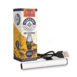 Highkind CBD Vape Pen Kit Single Origins Hawaiian Haze
