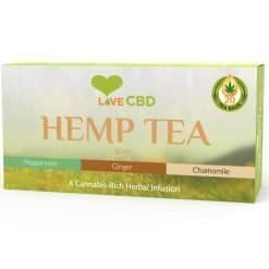 Love CBD Hemp Tea