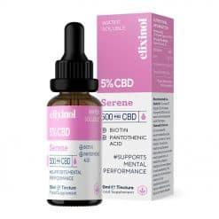 Elixinol Water Soluble CBD 500mg Serene