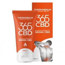 365 CBD Thermabalm Product Shot