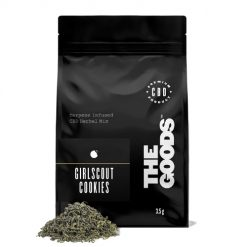 The Goods CBD Herbal Mix Girl Scout Cookies