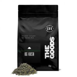 The Goods CBD Herbal Mix OG Kush