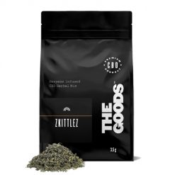 The Goods CBD Herbal Mix Zkittlez